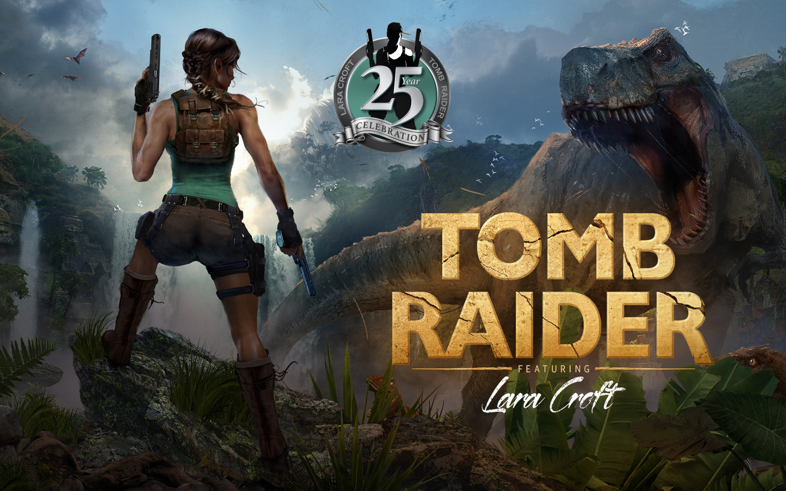 Tomb Raider 25th Celebration Begins With News Of Anime Series, Movie Update And New Website