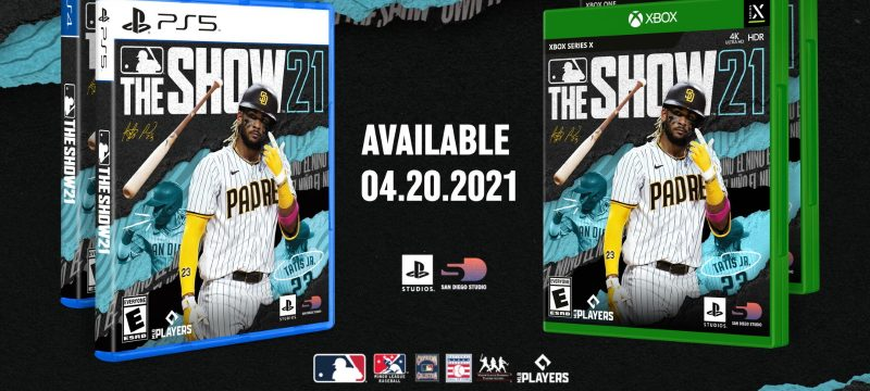 mlb the show 21 header