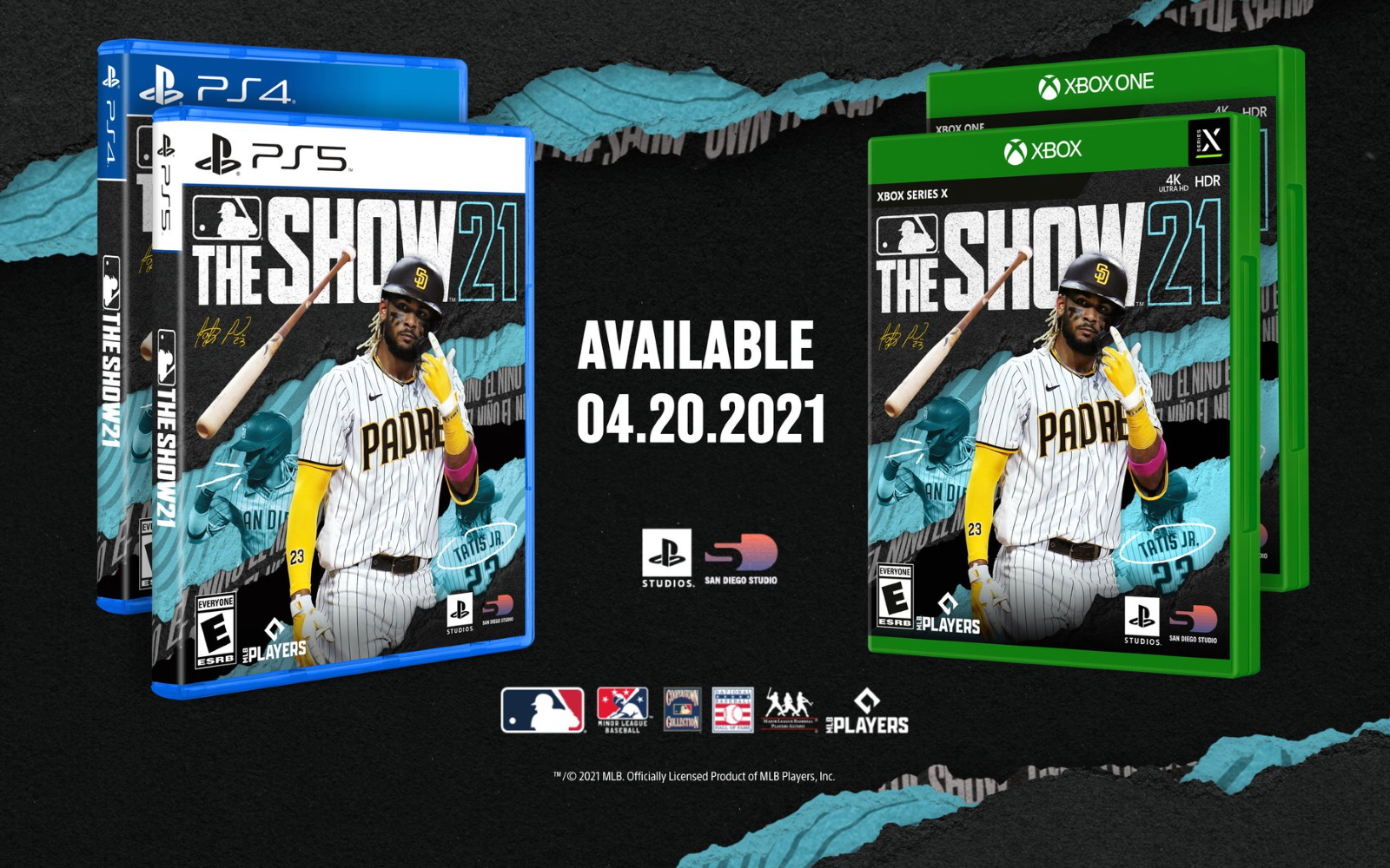 MLB The Show 21 Announced, Going Multi-Platform For The First Time