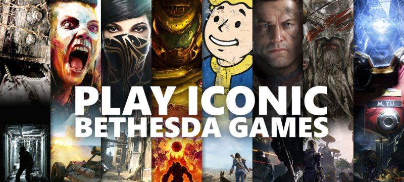Bethesda On Xbox Game Pass