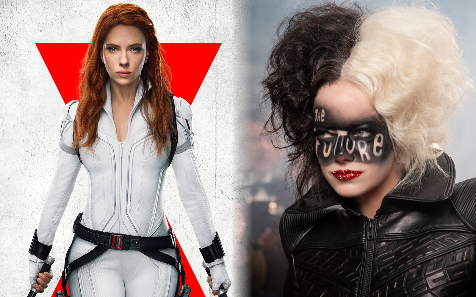 Black Widow And Cruella Coming To Disney+. New Dates For Some Other Disney Movies