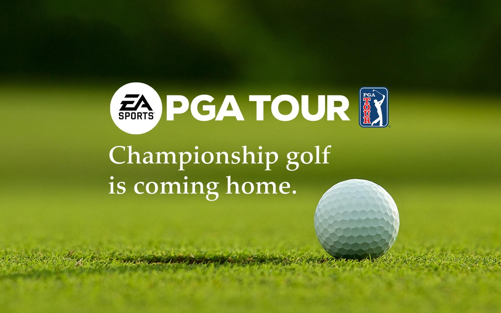 EA Sports PGA Tour Series Set For A Return