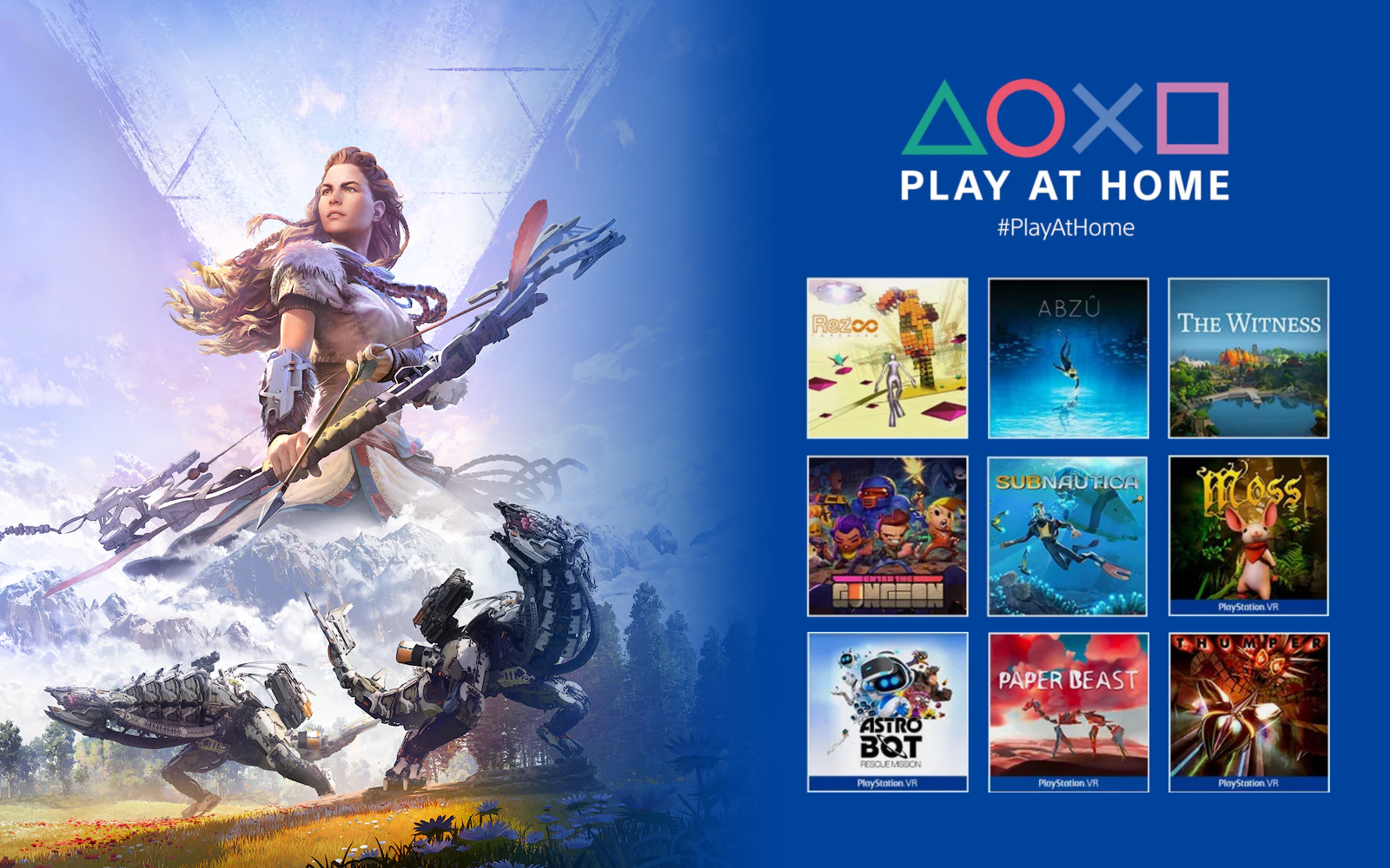 Play At Home Initiative Adding 10 Titles Between March And May