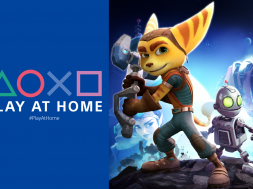 Ratchet and Clank Play At Home
