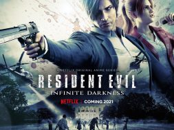 Resident Evil Infinite Darkness Header Main