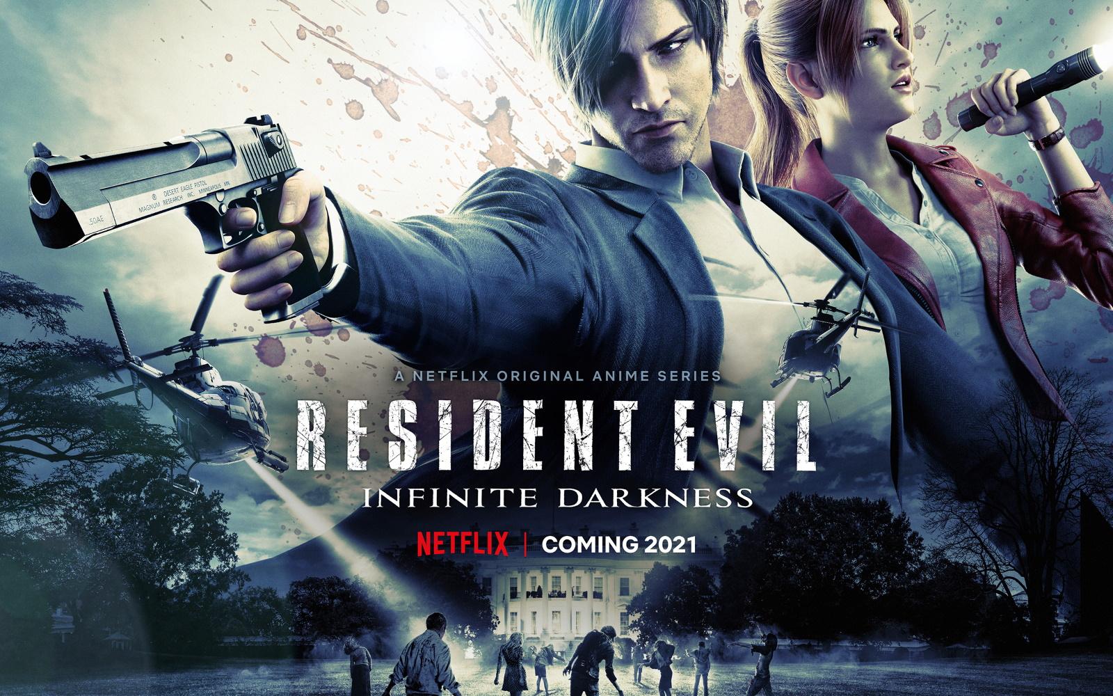 Netflix Release New Trailer For Resident Evil Infinite Darkness