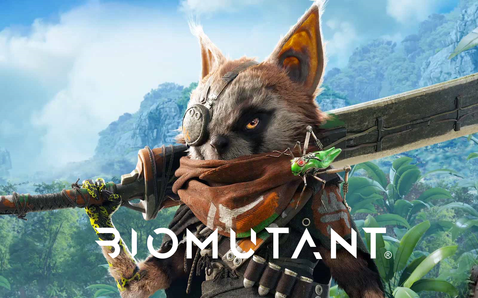 Biomutant Coming In May. New Combat Trailer Released