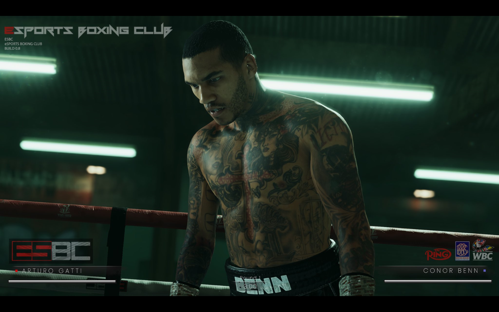 Stunning Gameplay Footage Revealed For New Boxing Game – eSports Boxing Club