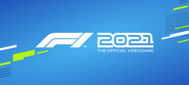 F1 2021 Header
