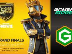 Legion eSports Series Fornite Grand Final