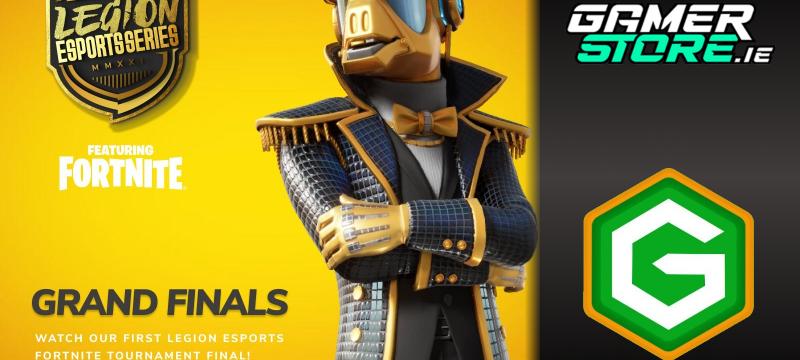 Legion eSports Series Fornite Grand Final