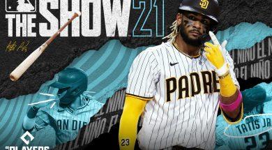 MLB The Show 21 Header Main