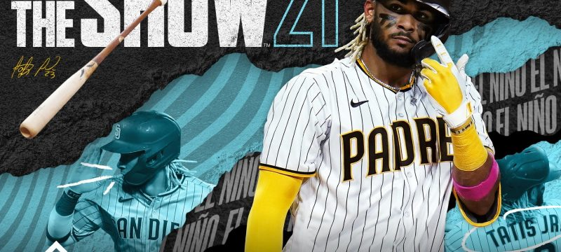 MLB The Show 21 Header Main