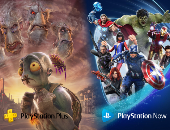 PS Plus and PS Now April 2021