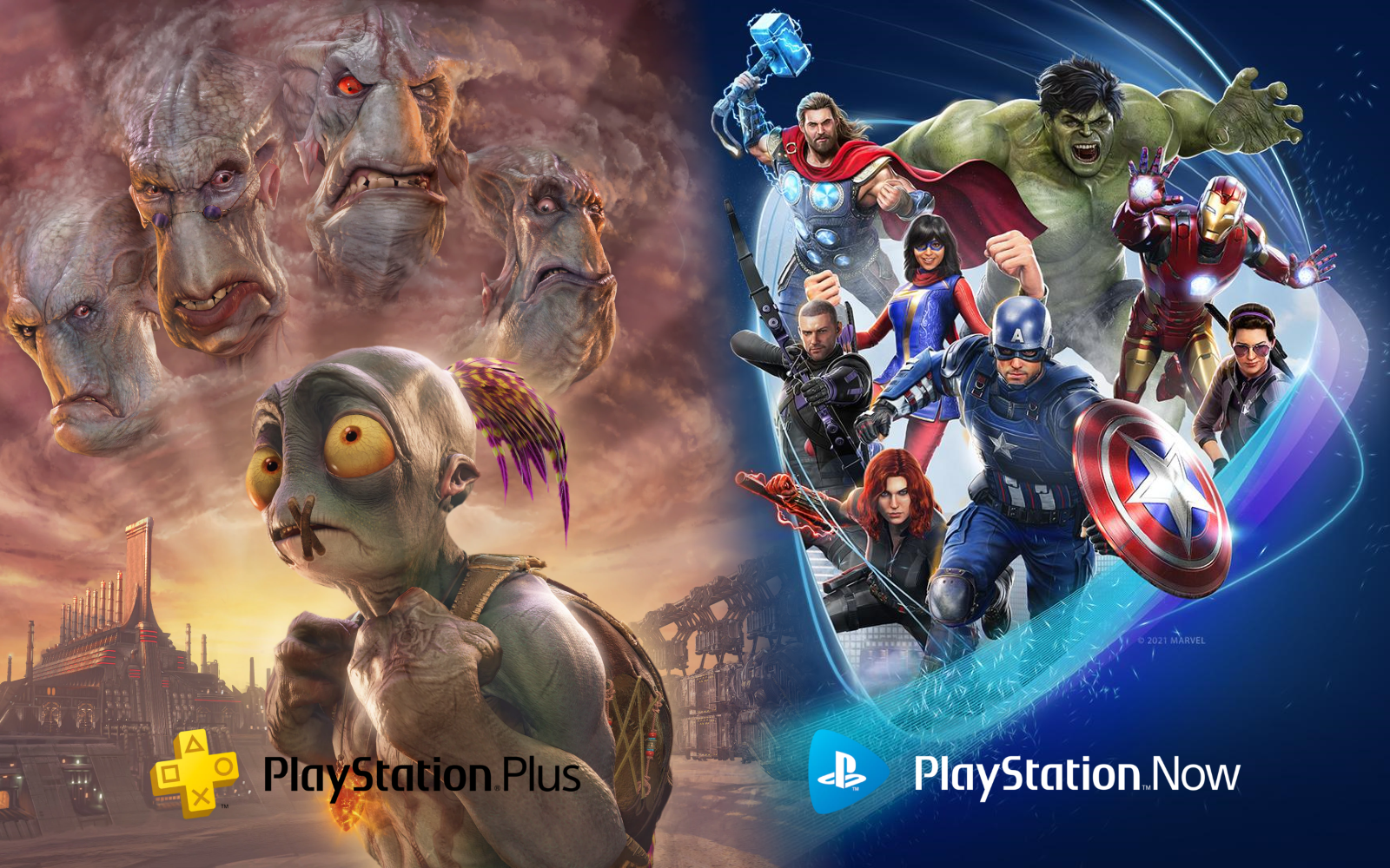 Here are April's PS Plus And PS Now Additions