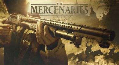 RE Village The Mercenaries