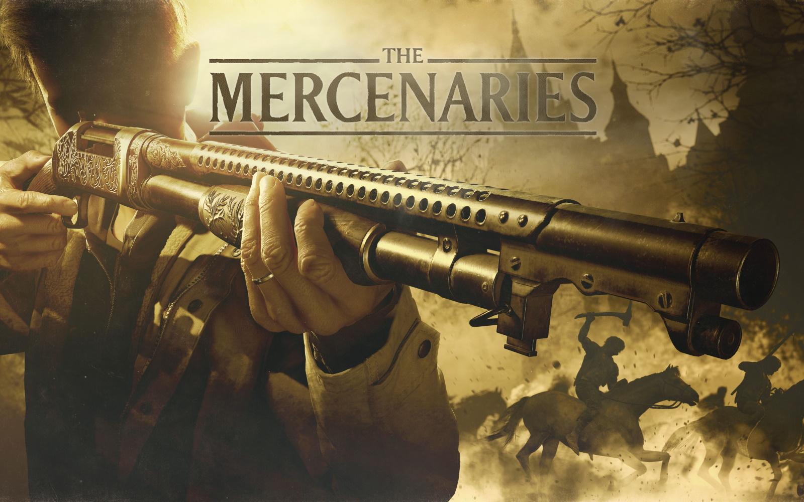 Mercenaries Mode Returning In Resident Evil Village