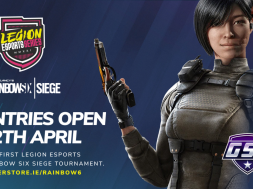 Rainbow-Facebook Legion eSports Series Header