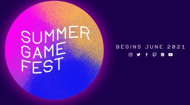 Summer Game Fest 2021 Header