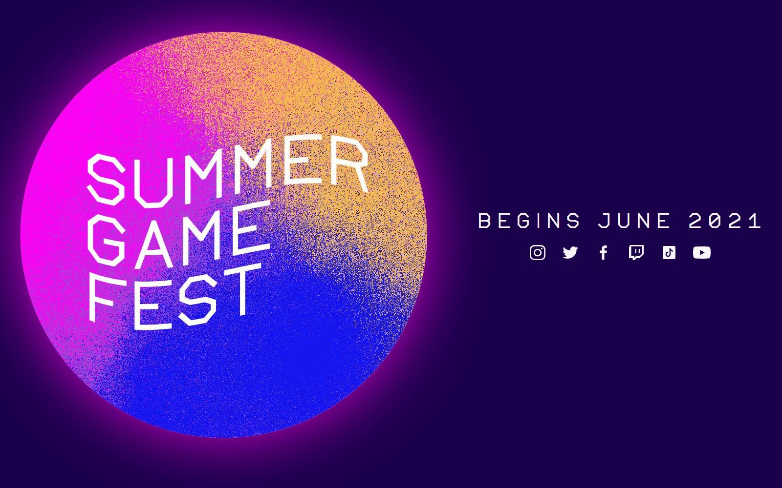 Summer Game Fest Happening In June. Will Host A Day Of The Devs Event