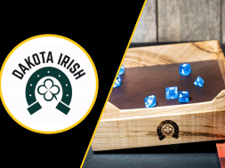 Dakota Irish QandA Header