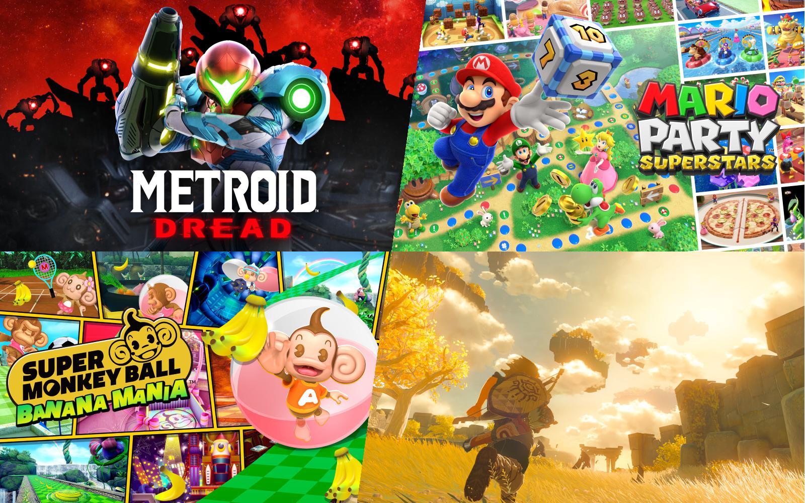 Nintendo E3 2021 Direct Re-Cap