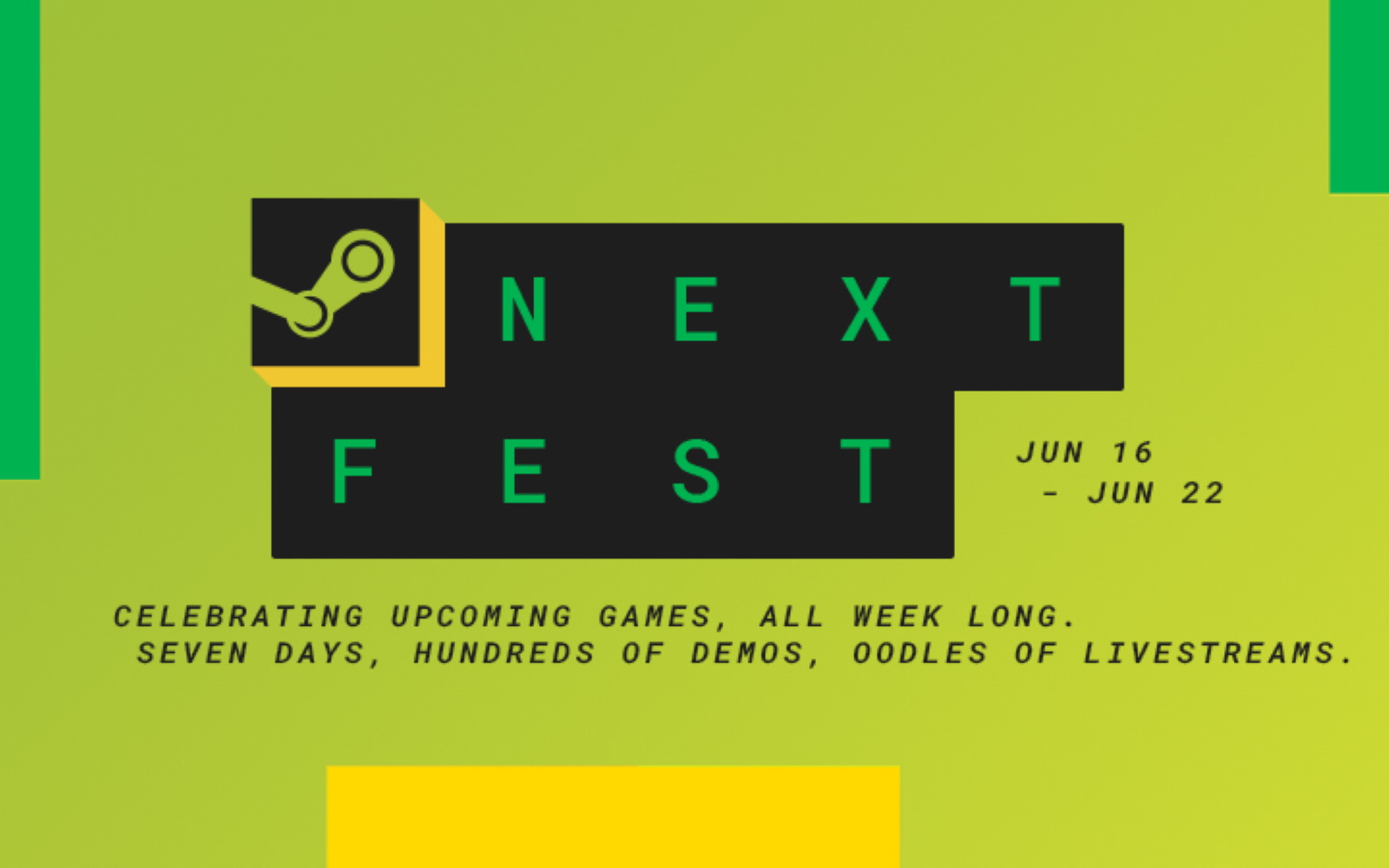 Play Over 700 Demos During The Steam Next Fest Until June 22nd