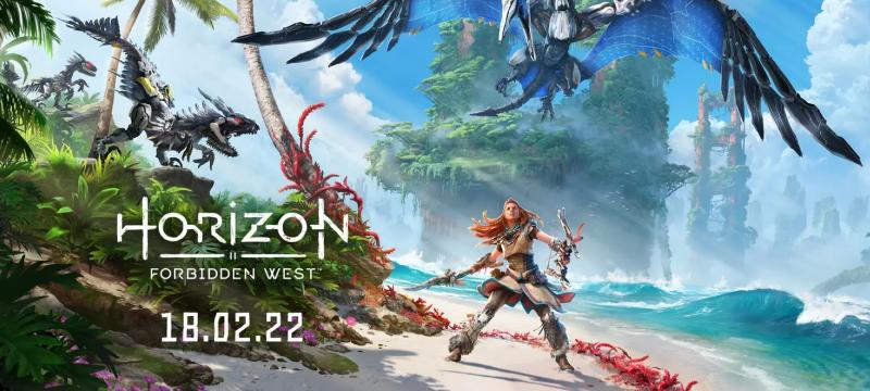 Horizon Forbidden West Feb Header