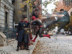 Spider-Man No Way Home Header