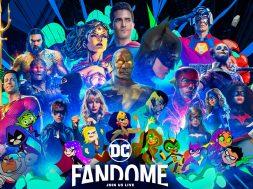 DC FanDome 2021 Header