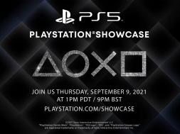 PlayStation Showcase 2021 Header